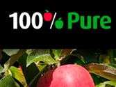 100% Pure Apples from New Zealand