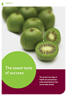 Kiwiberry - The bite-sized kiwifruit
