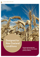 Cereal Grains Breeding