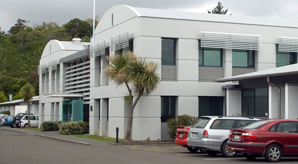 Palmerston North Plant Food Research
